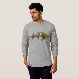 Camino de Santiago Men's T-Shirt
