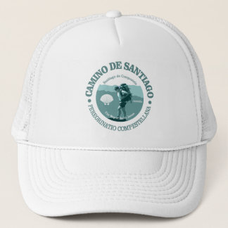 Camino de Santiago Trucker Hat
