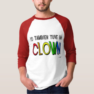 Camiseta CLOWN T-Shirt