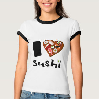 camisetailovesushi T-Shirt
