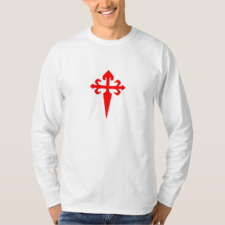 Camisia Catholica Militariae Crucis S. Jacob T-Shirt