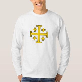 Camisia Crucis de Jerusalem T-Shirt
