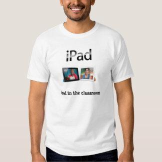 Camista ipad in the classroom by EADes Tshirt