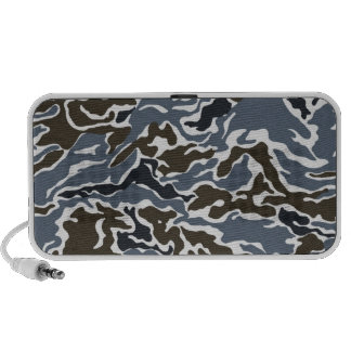 camo army gray Speakers