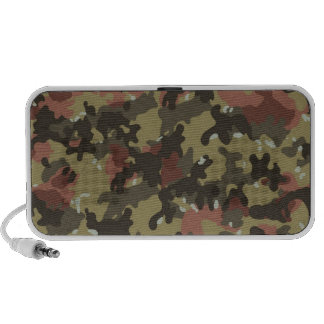 camo army green Speakers