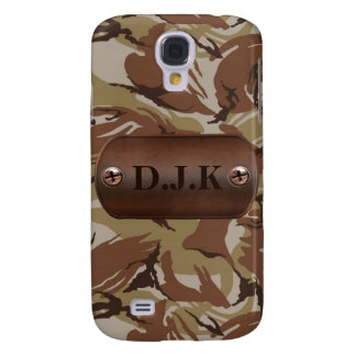 camo Army tag 3 casing