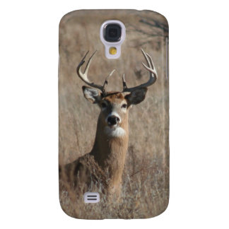 Camo Buck Deer Samsung Galaxy S4 Case