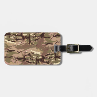 Camo Camo, Wherefore Art Thou? LIDJ Design. Luggage Tag
