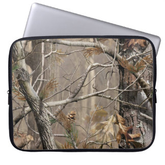 """Camo Camouflage Hunting Real Tree 15"""" Laptop Case Laptop Computer Sleeves"""