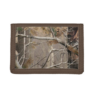 Camo Camouflage Hunting Real Tree Hunters Wallet