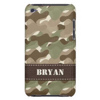 Camo Camouflage iPod Touch 4 Case Mate