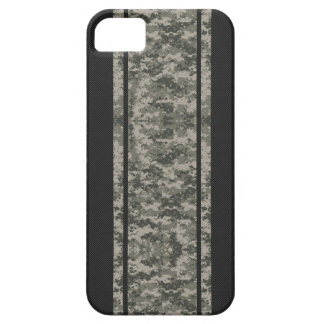 Camo & Carbon Fiber iPhone 5 Case