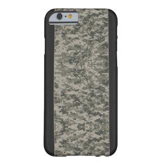 Camo & Carbon Fiber iPhone 6 case