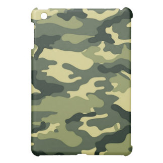 Camo case iPad mini cover