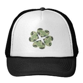 Camo Clover Mesh Hats