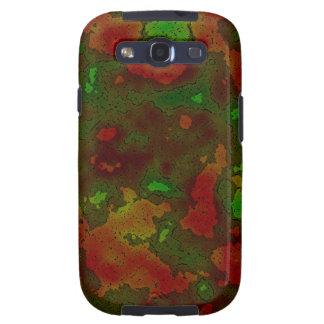 camo colour splash galaxy s3 cases