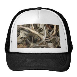 Camo Deer Skulls Trucker Hat