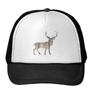 Camo Deer Trucker Hat