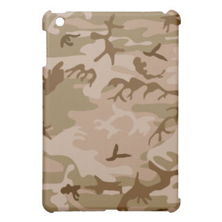 Camo Desert  Cover For The iPad Mini