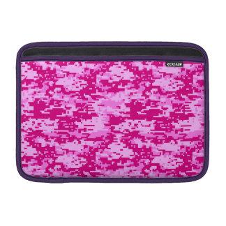 CAMO DIGITAL PINK MacBook SLEEVE