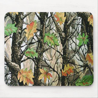 Camo Forrest ~ Mouse Pad