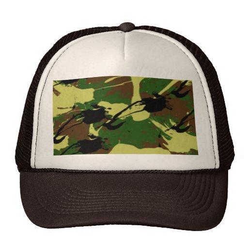 Camo Mesh Hats