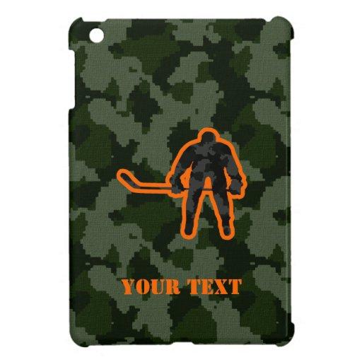 Camo Hockey iPad Mini Cases