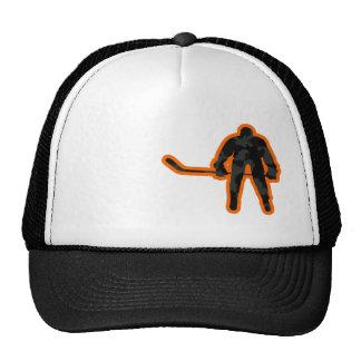 Camo Hockey Trucker Hat