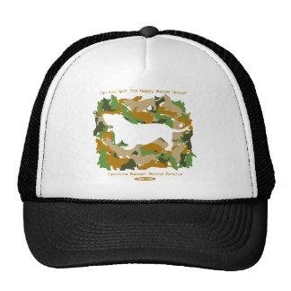 Camo Hound Trucker Hat