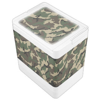 Camo, Igloo 24 Can Cooler