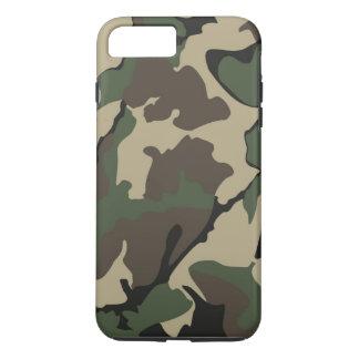 Camo iPhone 7 Plus, Tough Case