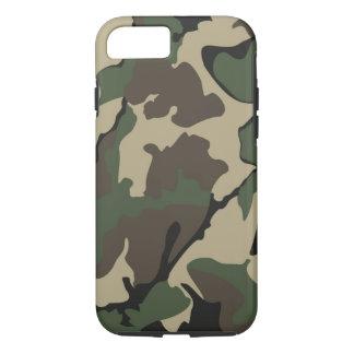 Camo iPhone 7, Tough Case