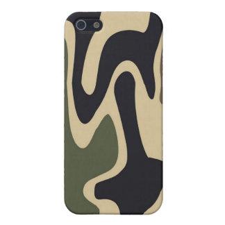 CAMO IPHONE iPhone 5/5S CASE
