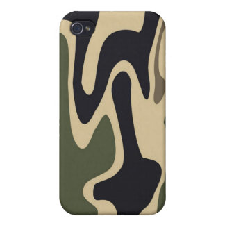 CAMO IPHONE COVER FOR iPhone 4