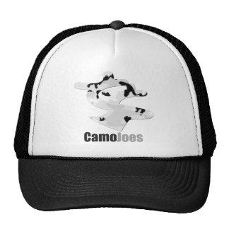 Camo Joes Cap Trucker Hat