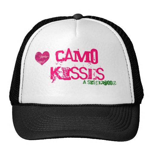 Camo Kisses... Hat