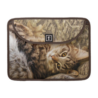 CAMO KITTY CAT SLEEVE FOR MacBook PRO