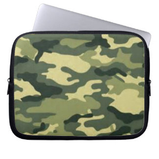 Camo Laptop Computer Sleeves