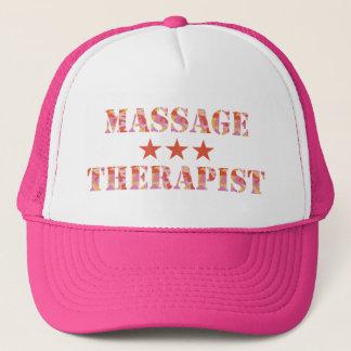Camo Massage Therapist Hat