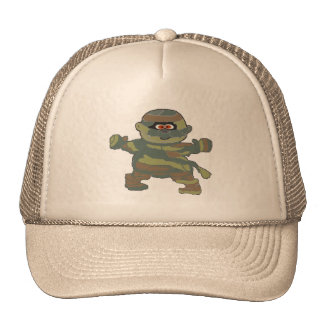 Camo Mummy Trucker Hats