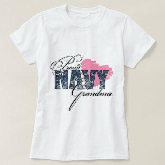 Camo Navy Grandma T-Shirt