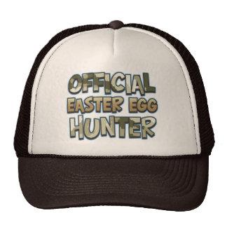 Camo Official Easter Egg Hunter Shirt Trucker Hat
