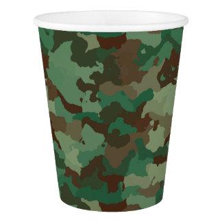 Camo Paper Cup