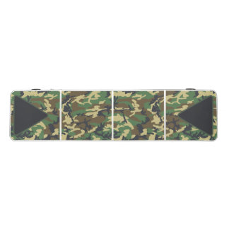 Camo Pattern Beer Pong table