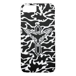 Camo Phoenix and Camouflage iPhone 8/7 Case