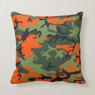 Camo Pillow - Hunting Gifts - Camouflage Pillow