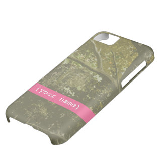 Camo & Pink iPhone 5 Case