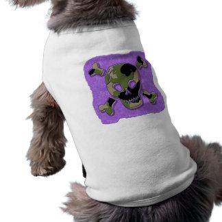 Camo Skull #2 pet clothing