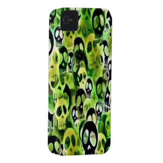Camo Skull iPhone 4/4s Mate ID Case