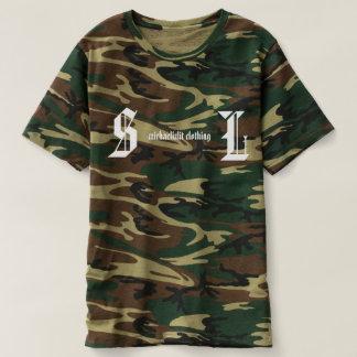 camo sl shirt with michaelizlit clothing